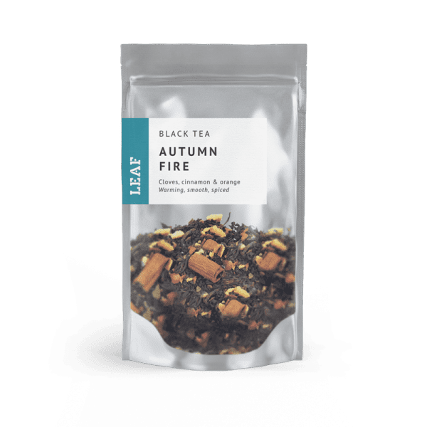Autumn Fire Black Tea Two Cup Taster