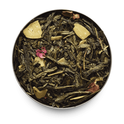 Baked Apple Loose Leaf Green Tea Leaves