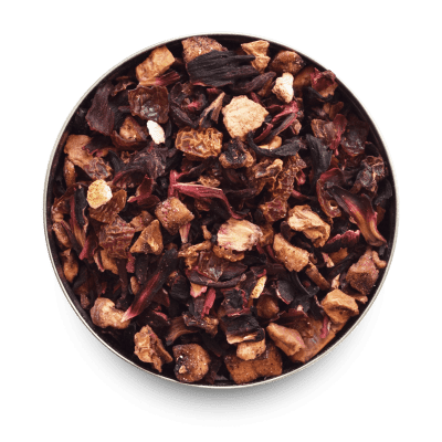 Basket Of Berries Loose Leaf Fruit Tea Leaves