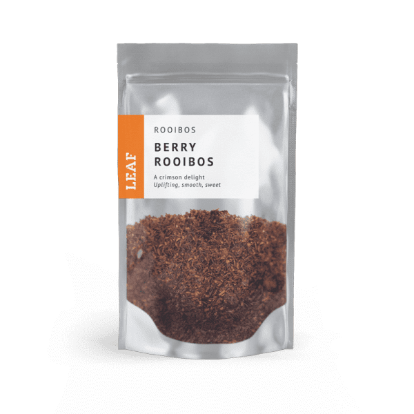 Berry Rooibos Loose Leaf Tea Small Two Taster Bag