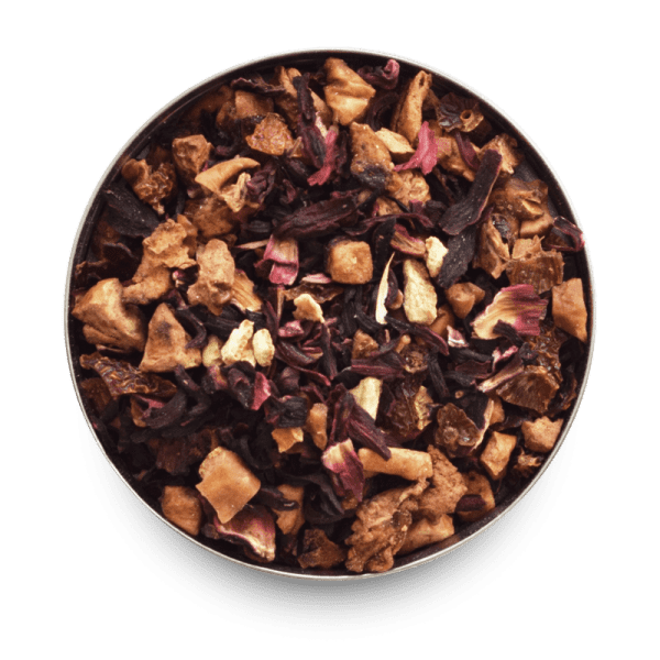 Blood Orange Loose Leaf Fruit Tea Leaves