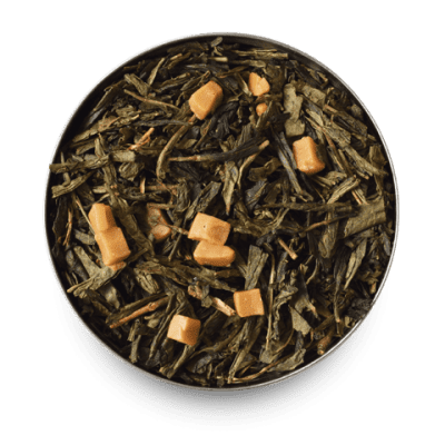 Caramello Green Loose Leaf Tea