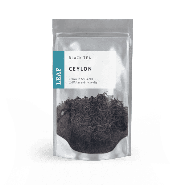 Ceylon Loose Leaf Tea Small Two Taster Bag