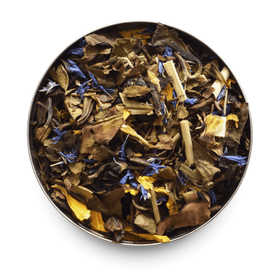 Champagne Cassis Loose Leaf White Tea Leaves