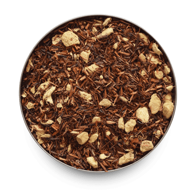 Chilli and Ginger Loose Leaf Rooibos Tea Leaves