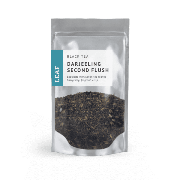 Darjeeling Second Flush Loose Leaf Tea Small Two Taster Bag