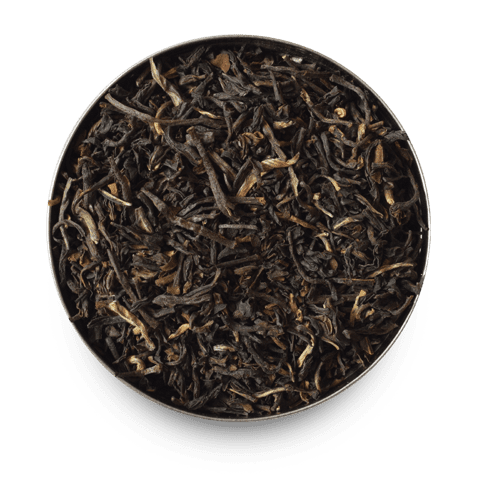 Darjeeling Second Flush Black Loose Leaf Tea