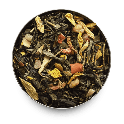 Exotic Garden Loose Leaf Green Tea Leaves