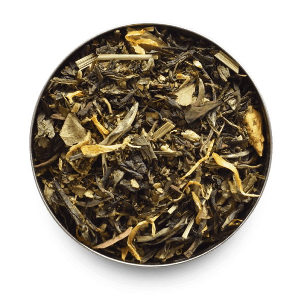 Heaven Scent Loose Leaf White Tea Leaves
