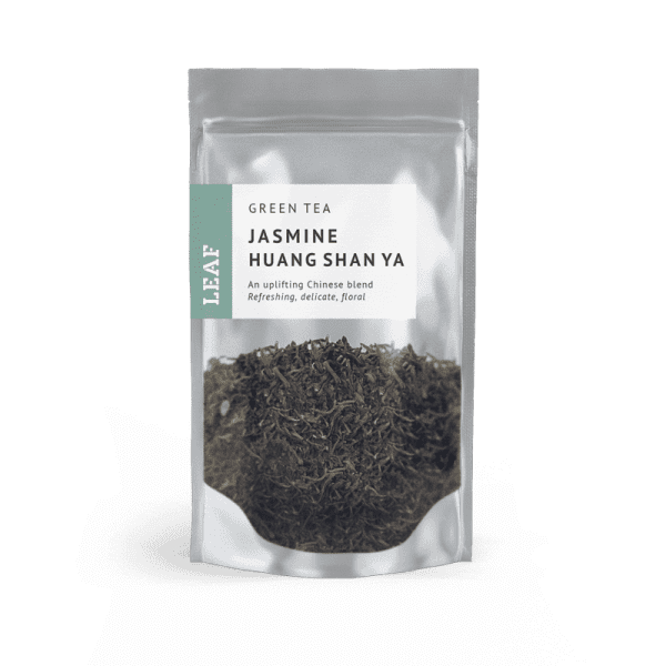 Jasmine Huang Shan Ya Green Loose Leaf Tea Small Two Taster Bag