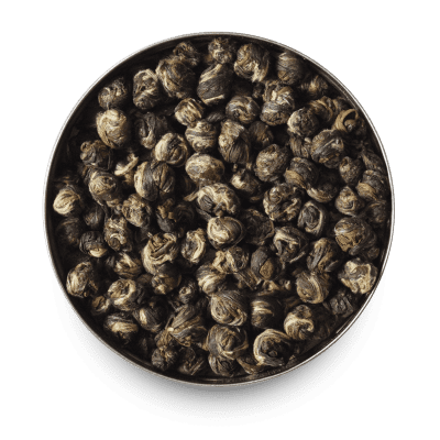 Jasmine Pearls Loose Leaf Green Tea Leaves