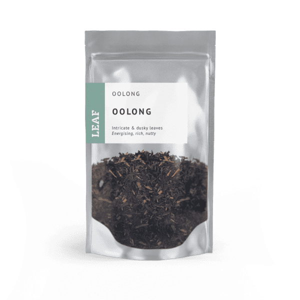 Oolong Loose Leaf Tea Small Two Taster Bag