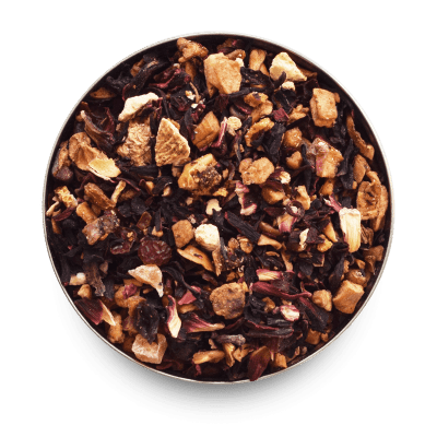 Passionfruit Orange Loose Leaf Fruit Tea Leaves