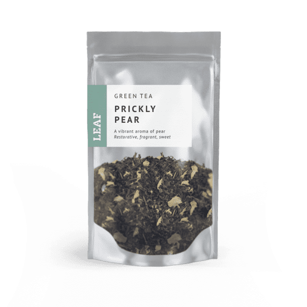 Prickly Pear Green Loose Leaf Tea Small Two Taster Bag