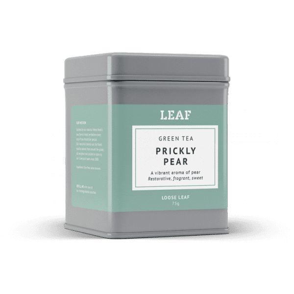 Prickly Pear Green Loose Leaf Tea Tin
