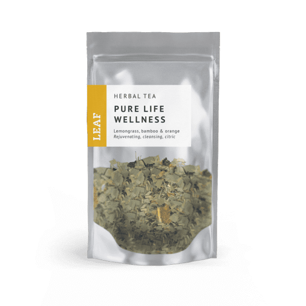 Pure Life Wellness Herbal Loose Leaf Tea Small Two Taster Bag