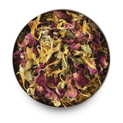 Secret Garden Loose Leaf Herbal Tea Leaves