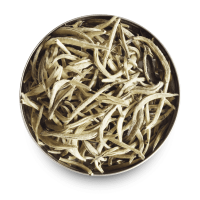 Silver Needle Loose Leaf White Tea Leaves