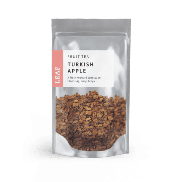 Turkish Apple Fruit Loose Leaf Tea Small Two Taster Bag