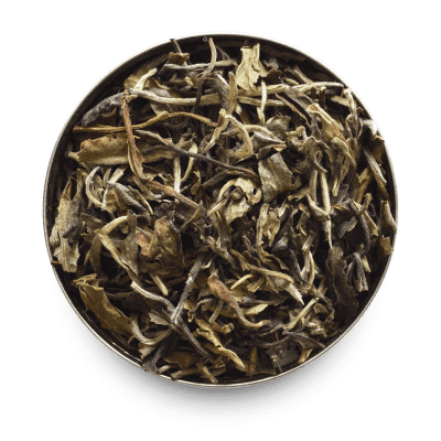 White Peony Loose Leaf White Tea Leaves