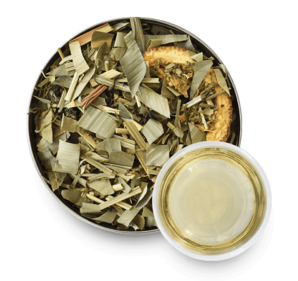 Pure Life Wellness Herbal Tea with Loose Leaf Tea Leaves