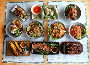 southeast asia food - Tiger Rock Smithdown Road Liverpool