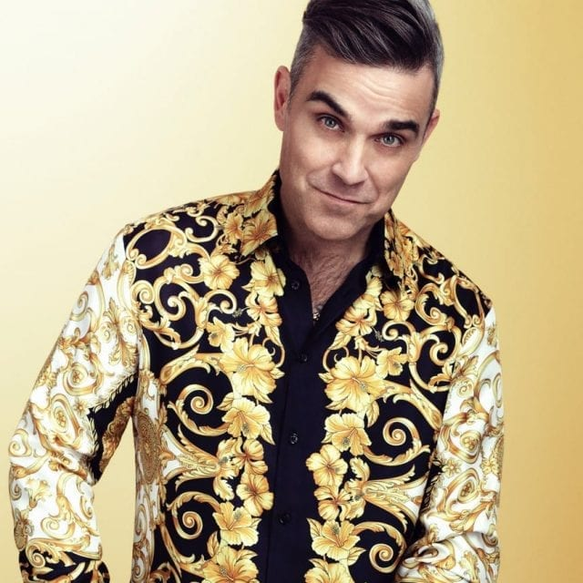 Robbie Williams LMA announcement co owner