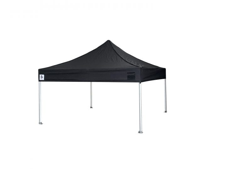 Big Kahuna pop up black gazebo - reduced size