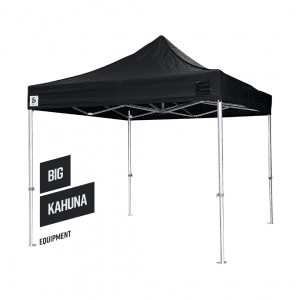 Big Kahuna pop up black gazebo 4.5m x 3m - 50 hex