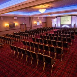 Carden Park Meetings and Conference room with multiple chairs